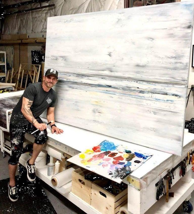 VIVERE by John Beard. Original Artwork, Hand Painted, & American Living Artist For Sale 4
