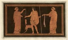 William Hamilton Classical Greek Vase-Painting Engraving