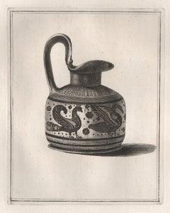 William Hamilton Classical Greek Etruscan Vase Engraving