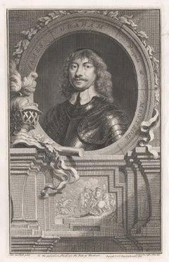 James Graham Marquess of Montrose, portrait engraving, c1820