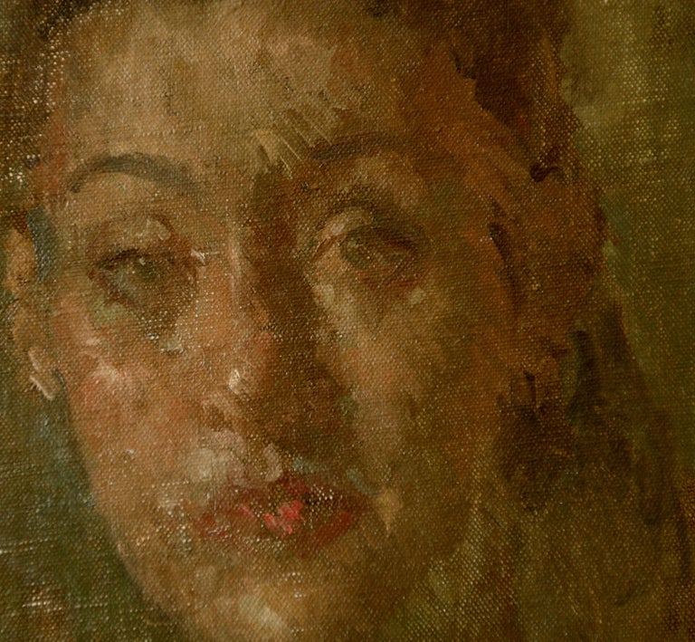 DANIELA. His work is both painterly and poetic,  - Impressionist Painting by Martin Yeoman
