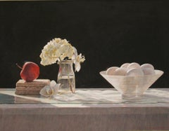 WHITE SHELLS COLIN FRASER CONTEMPORARY SCOTTISH ARTIST