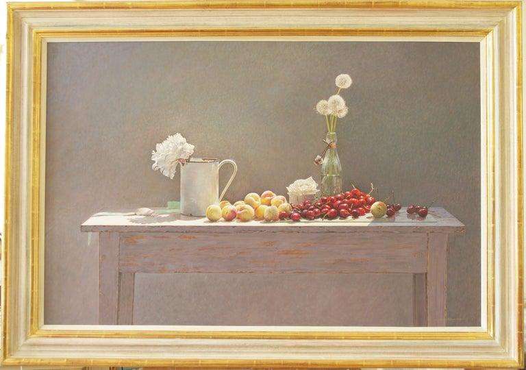 Colin Fraser Still-Life Painting - Procession