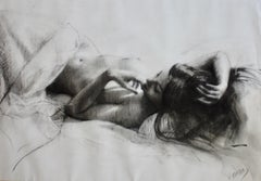 THE NEW MODEL....Vincente Romero is a contemporary Spanish artist figurative