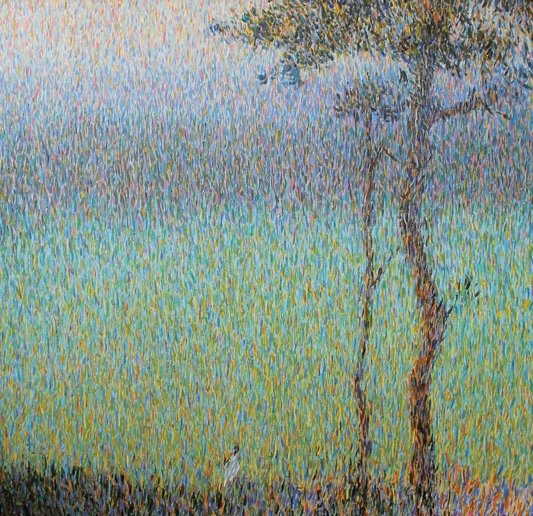 Roman Konstantinov Landscape Painting - Morning Dream