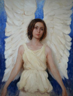 "Guardian Angle (Inspired by Thayer's ""Angel"")"