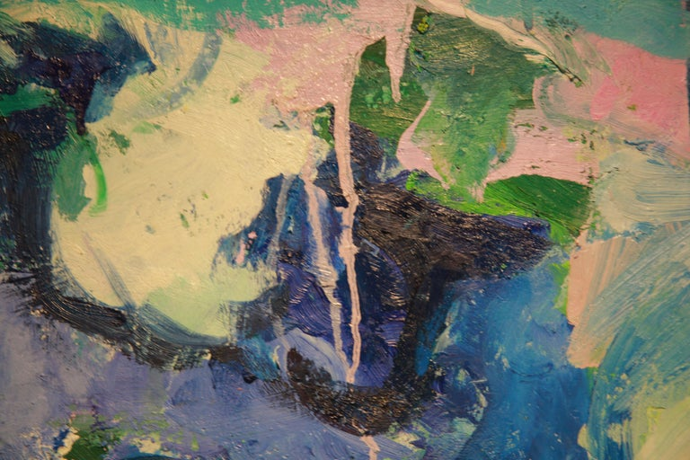 Under Sea II - Painting by Judith Goldsmith