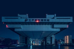Japan Noir Modern Architecture Photograph