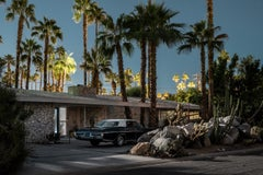Mid Century Modern Architecture Home Palm Springs California