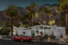 Classic Ferrari Mid Century Modern Architecture
