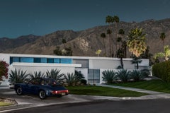 Mid Century Modern Architecture Photograph - Silverado 911 - Tom Blachford's