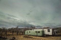 'El Cosmico', Vintage Trailers Marfa Texas