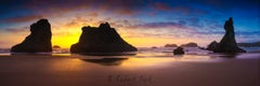 Lands End - Oregon Coast - Acrylic Photograph - Limited Edition of 100