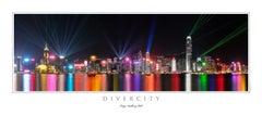 """Divercity"" - Edition of 25 - Acrylic"