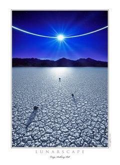 """""""Lunarscape"""" - Edition of 25 - Acrylic ***Gift Image Eligible***"""