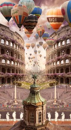 """Colosseum"" - Edition of 5 - Acrylic Print"