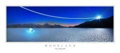 """""""Moonland"""" - Edition of 25 - Acrylic ***Gift Image Eligible***"""