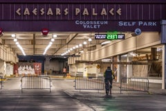 """""""Parking Available"""",Covid-19, Las Vegas Photo Essay-Benefits America's Food Fund"""