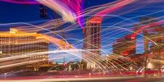 """Busy Lights"", Covid-19, Las Vegas Photo Essay - Benefits America's Food Fund"