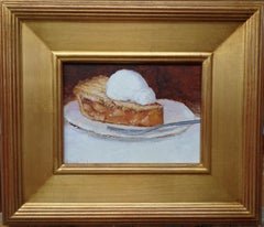 Contemporary Desert Painting by Michael Budden, Apple Pie