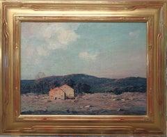 American Impressionist Artist Oil Painting George Bruestle Salmagundi Club