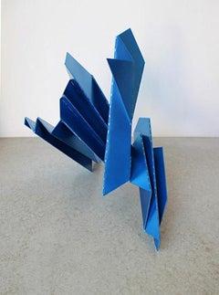 Fraktal, Contemporary, Minimal, Architectural Sculpture
