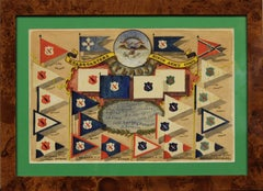 Designating Flags of the Headquarters Ninth Army Corps