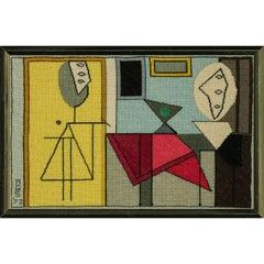 Picasso '72 Needlepoint