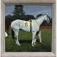 """Grey Steeplechaser #8"""
