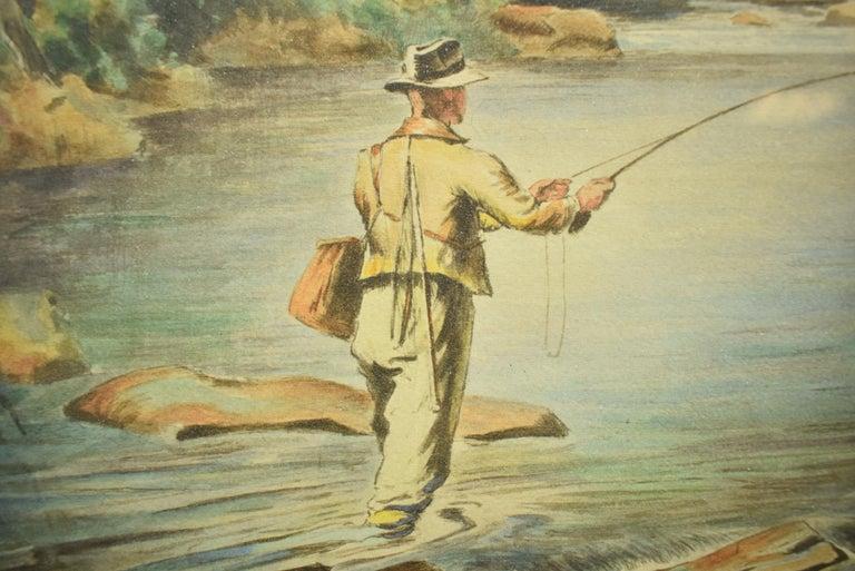 Ralph L. Boyer 1936 Etching w/ Aquatint