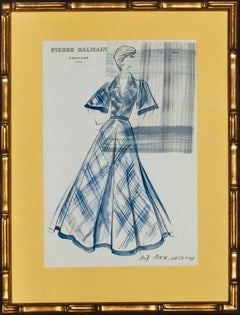Pierre Balmain Couture- #107 New Orleans
