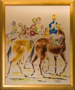 """""""Five Jockeys"""""""