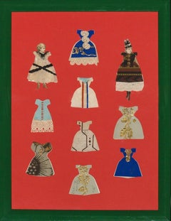 Girl's 10 Dress Sampler