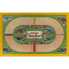 """""""Grande Auto-Race"""" c1920s Board Game"""