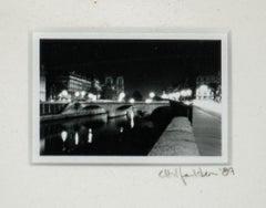 Ponte Vecchio B&W 1989 Photo by Eric Uhlfelder