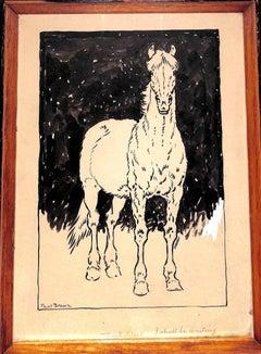 Jock: The King's Pony w/ Original Cover Artwork by Paul Brown