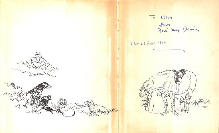 Jock: The King's Pony w/ Original Cover Artwork by Paul Brown For Sale 5