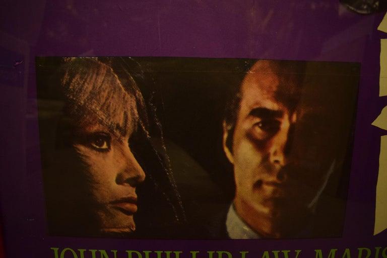 Danger Diabolik 1968 Italian Movie Poster  For Sale 5