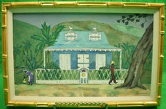 Dominican Cottage 1962 by Taddy Dann