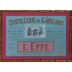 Distillerie de Liqueurs E. Eppe