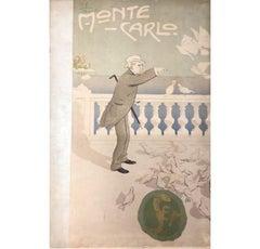 Monte Carlo SEM circa 1910s Folio