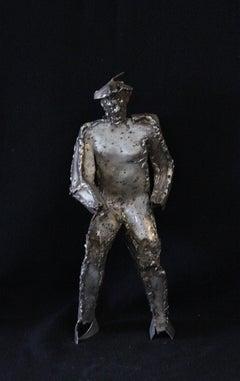 """Man"" Staineless Steel Sculpture"