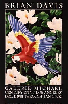 """Parrot III""-Galerie Michael, Century City/Los Angeles"