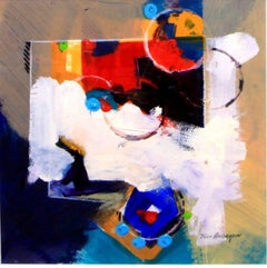 """Untitled"" Framed, Original Oil on Canvas-Signed by Artist"