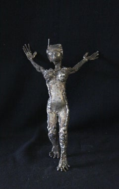 """""""Woman"""" Stainless Steel Sculpture"""
