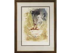 Deucalion-Signed, Limited Edition Etching