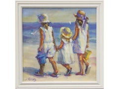 Sunday Best-Giclee on Canvas, Signed by Artist