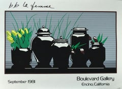 Boulevard Gallery-Event Poster