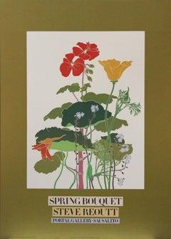 """Spring Bouquet"" Portal Gallery Sausalito-Poster"