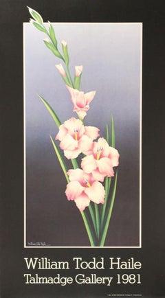 Poster-Talmadge Gallery, 1981
